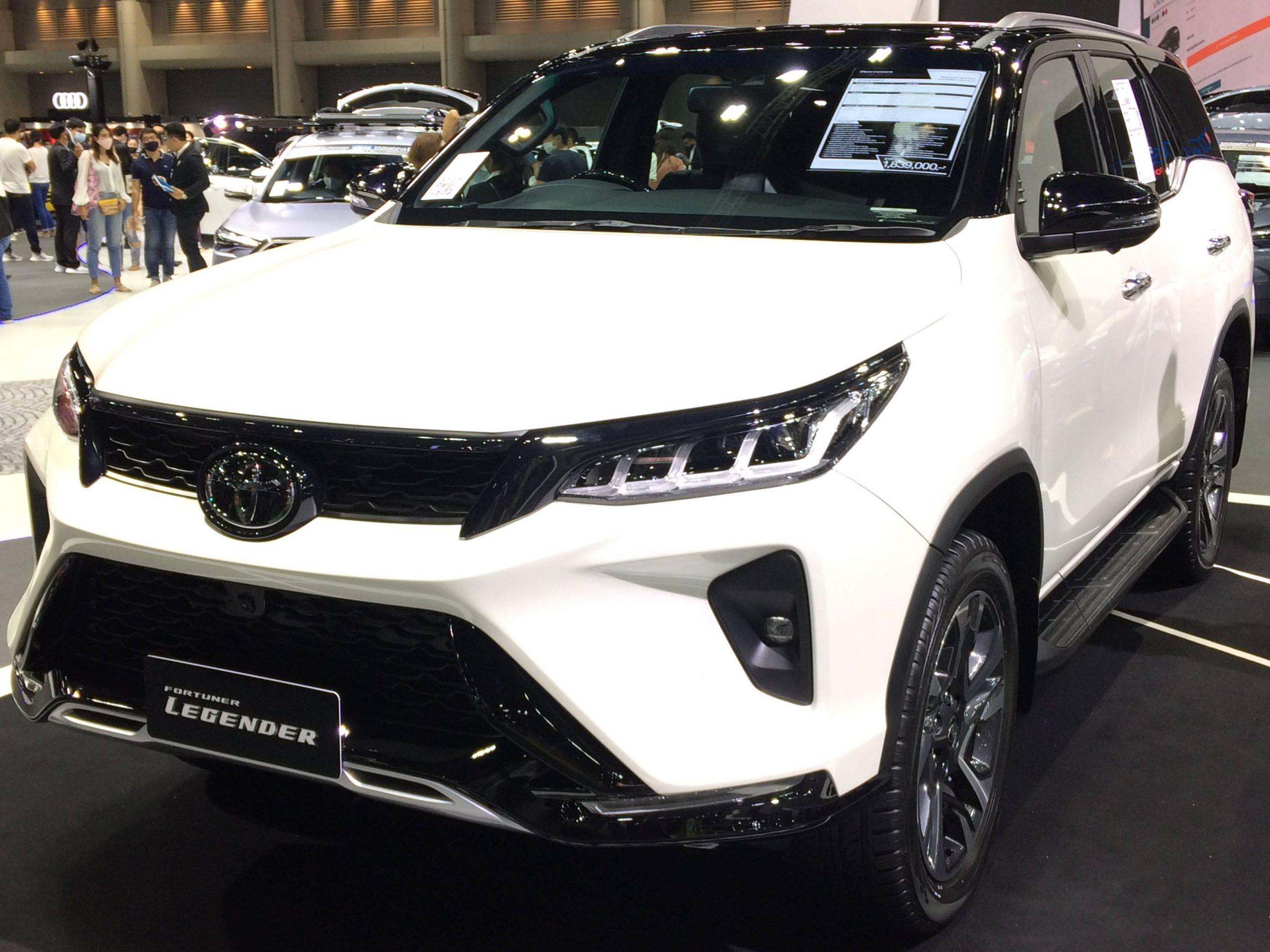 Toyota Fortuner Legender Jadi Konsideran TAM Masuk Ke Indonesia