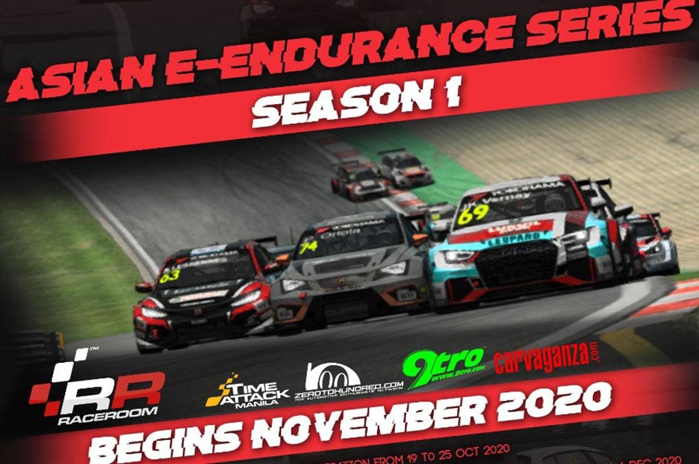 Asian Endurance Series, Luncurkan Kejuaraan Balap Virtual Berhadiah Uang Tunai!