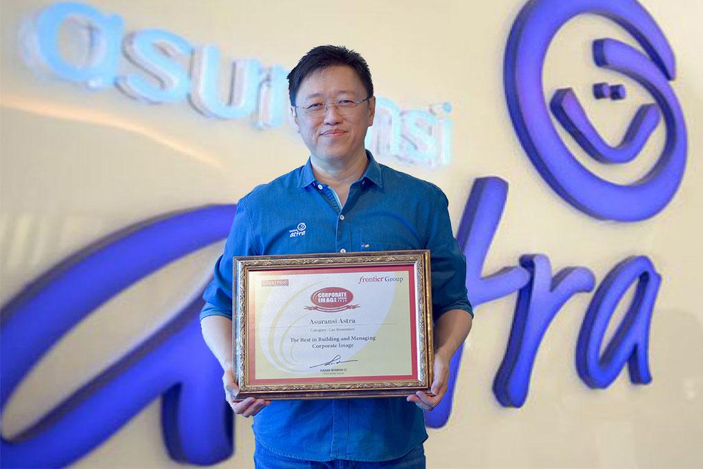 Asuransi Astra Raih Corporate Image Awards untuk Keenam Kali