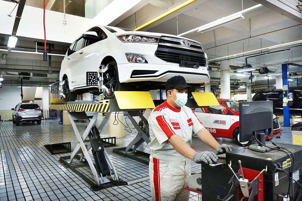 Auto2000 Gratiskan Uji Emisi Gas Buang Kendaraan Saat Servis Berkala