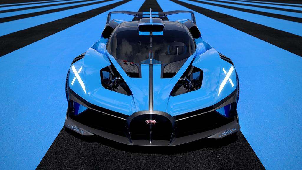 Bugatti Bolide, Hypercar Ekstrem 1.824 Hp yang Siap Pecahkan Rekor