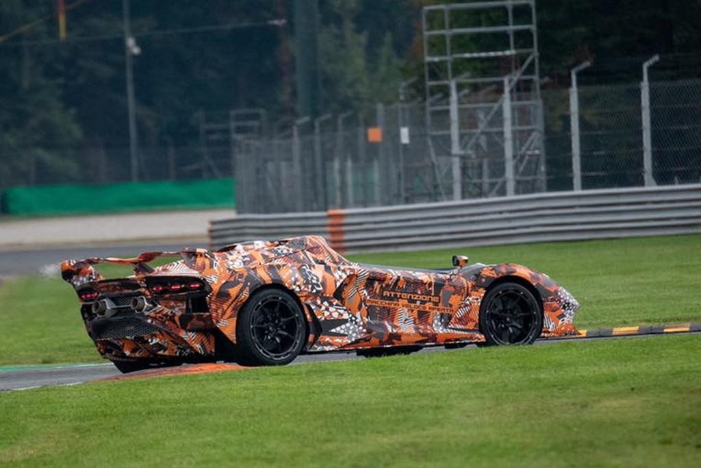 Lamborghini Siapkan Supercar Spesial Berbentuk Speedster