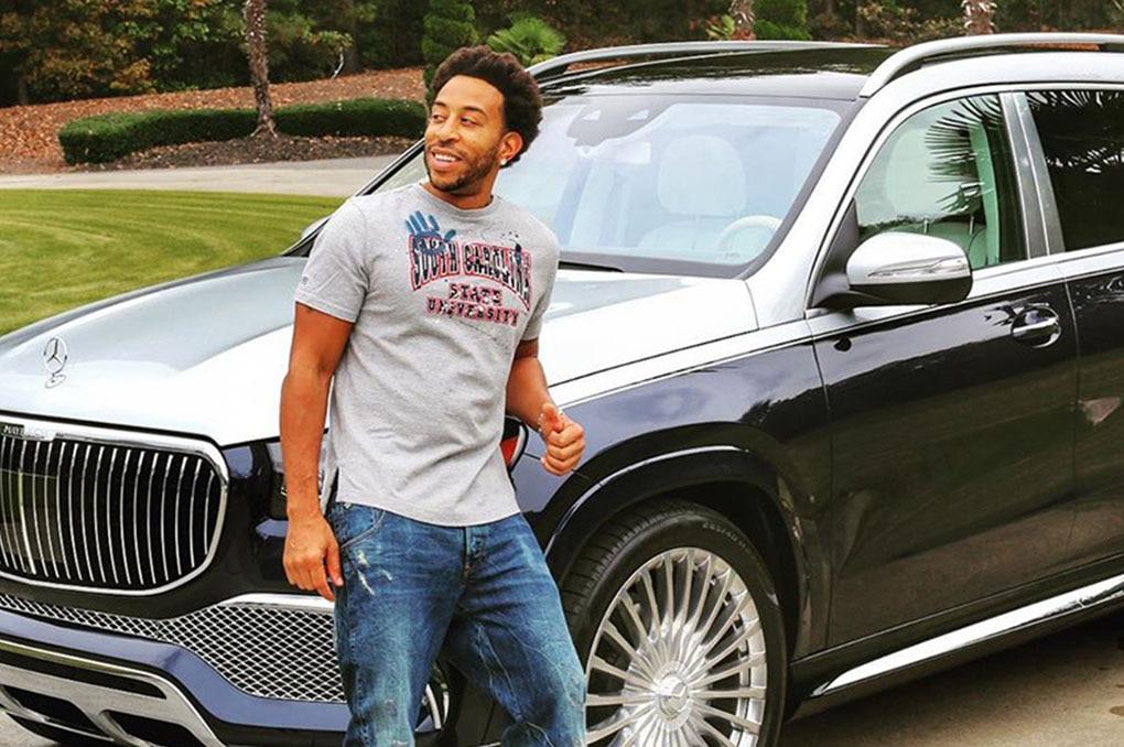 Belum Resmi Dijual, Mercedes Maybach GLS600 Sudah Sampai Ke Tangan Ludacris