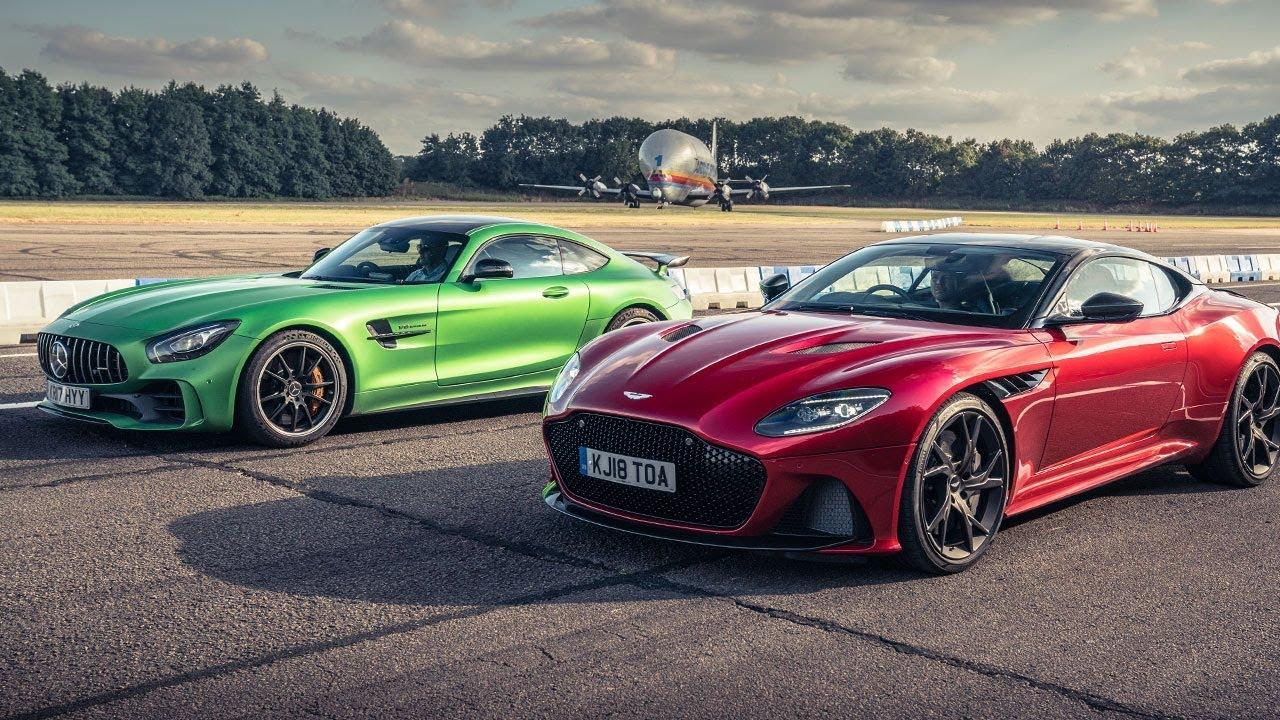 Beli Saham Lebih Banyak, Mercedes-Benz dan Aston Martin akan Semakin Mesra