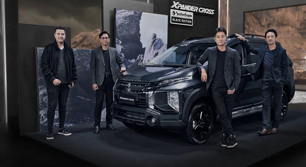 Dua Model Sekaligus, Mitsubishi Luncurkan Xpander dan Xpander Cross Edisi Terbatas