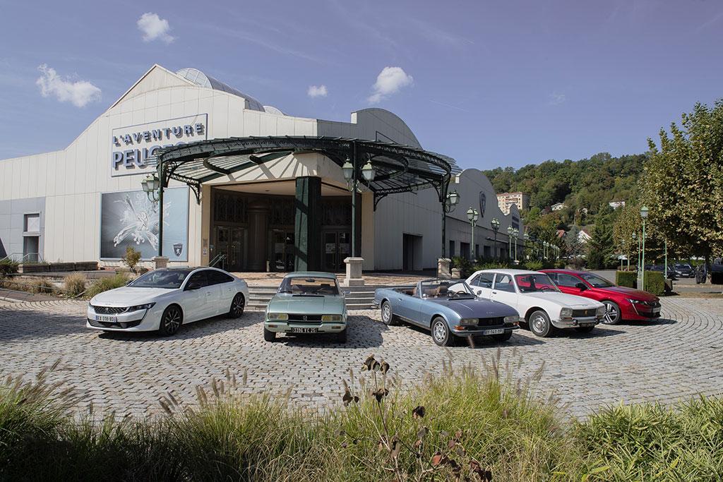 Mengintip Museum Perjalanan Peugeot, Ada Koleksi Ratusan Kendaraan