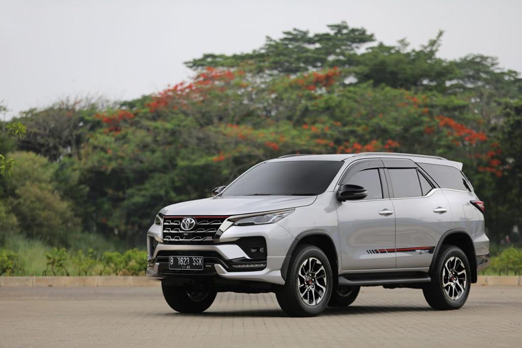 Apa Saja Perbedaan New Toyota Fortuner Versi Indonesia dan Thailand