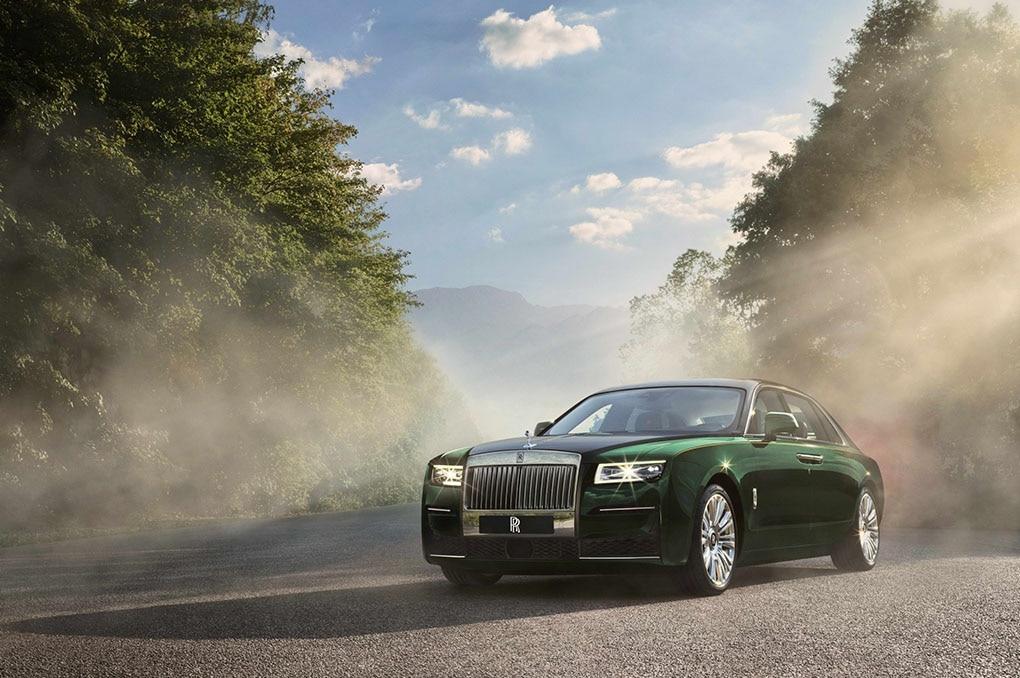 Kabin Rolls-Royce Ghost Terlalu Hening Seperti Kuburan Sampai buat Pengemudinya Mual