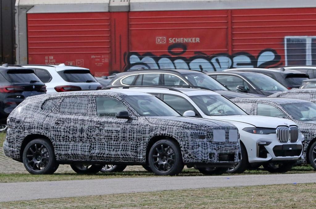 SPYSHOT: BMW Siapkan X8 Jadi Model SUV Termahal?