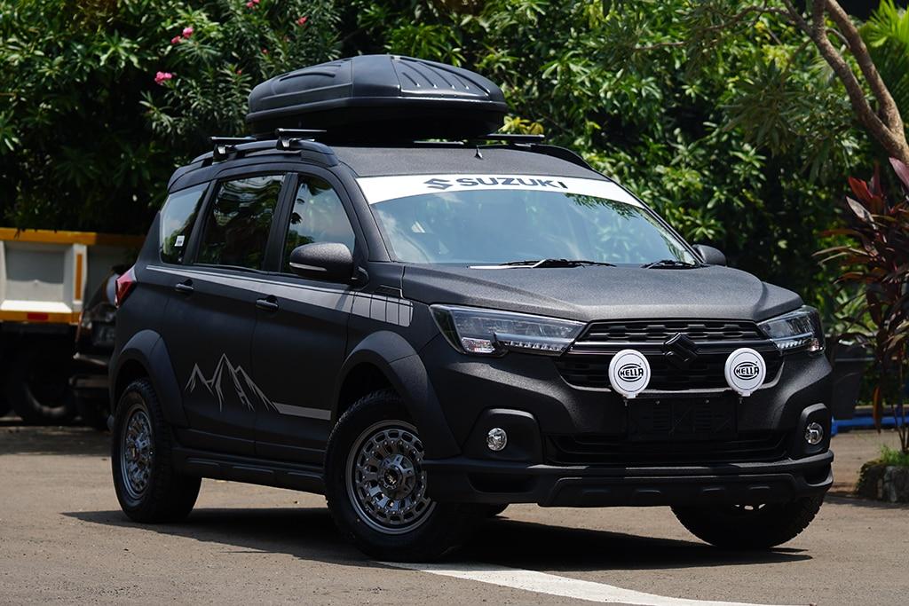 NMAA Garap Modifikasi Suzuki XL7 untuk IMX 2020, Ini Detail Spesifikasinya
