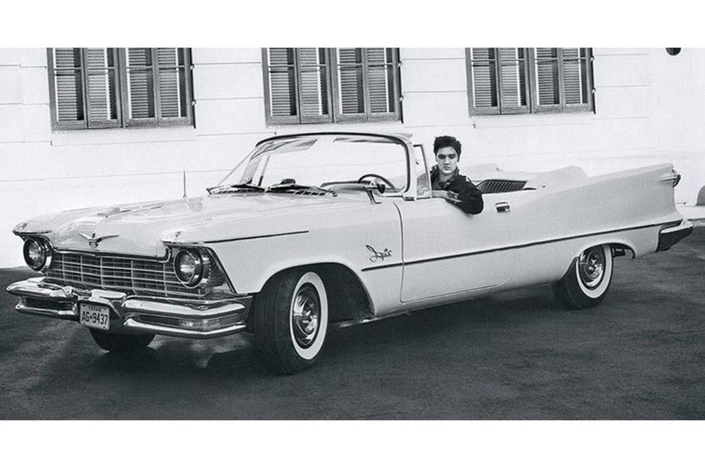 Cerita Di Balik 15 Mobil Legendaris Yang Pernah Dikoleksi Elvis Presley Sebelum Wafat
