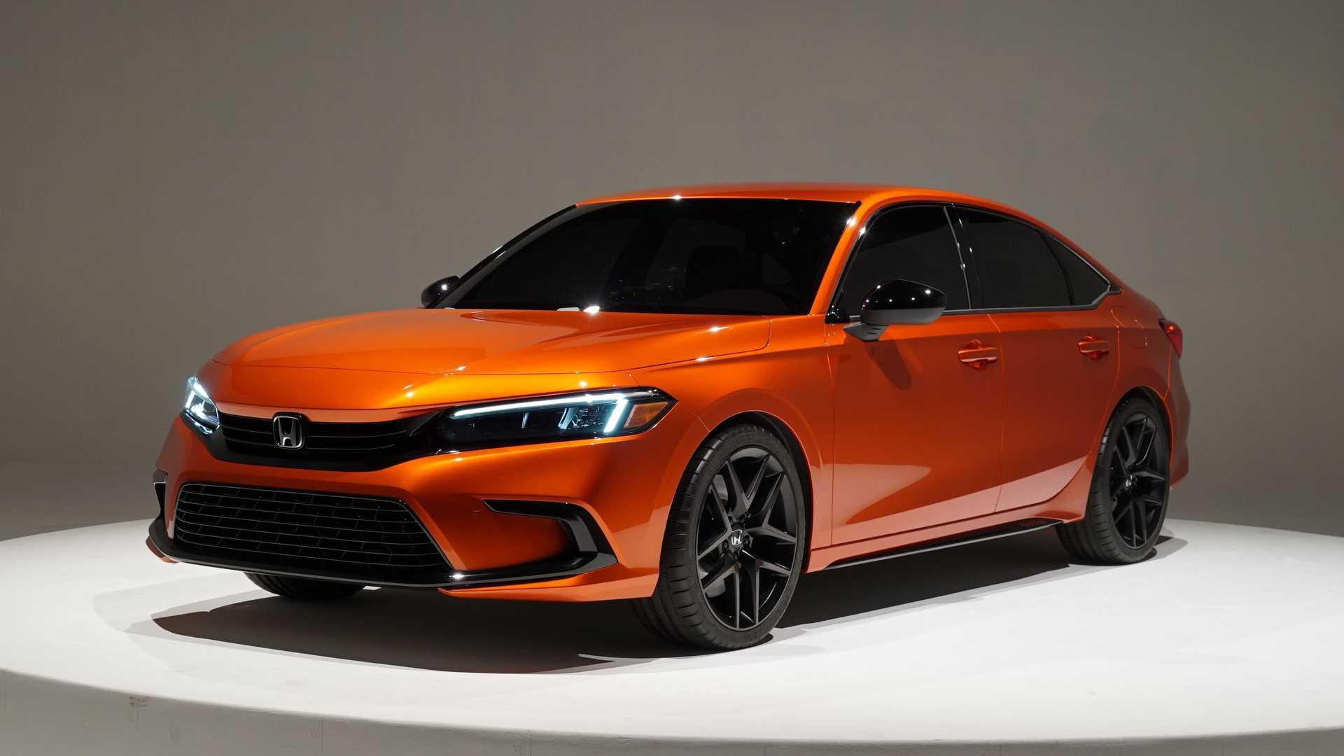 5 Kunci Penting Pembaruan Pada Prototipe Honda Civic 2022