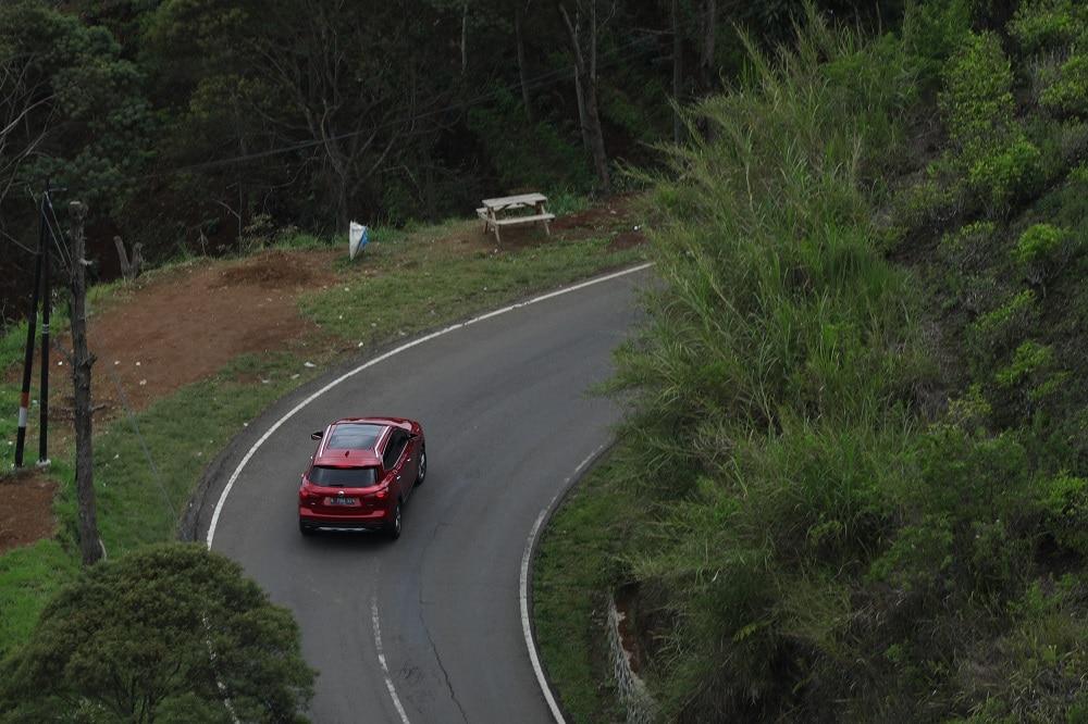 TEST DRIVE: MG HS, Handlingnya Mantap (Bagian 2)