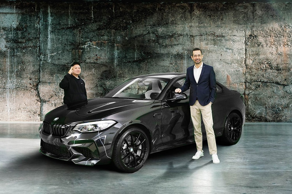 BMW M2 Competition Meluncur Edisi Futura 2000, Hanya 1 Unit di Indonesia