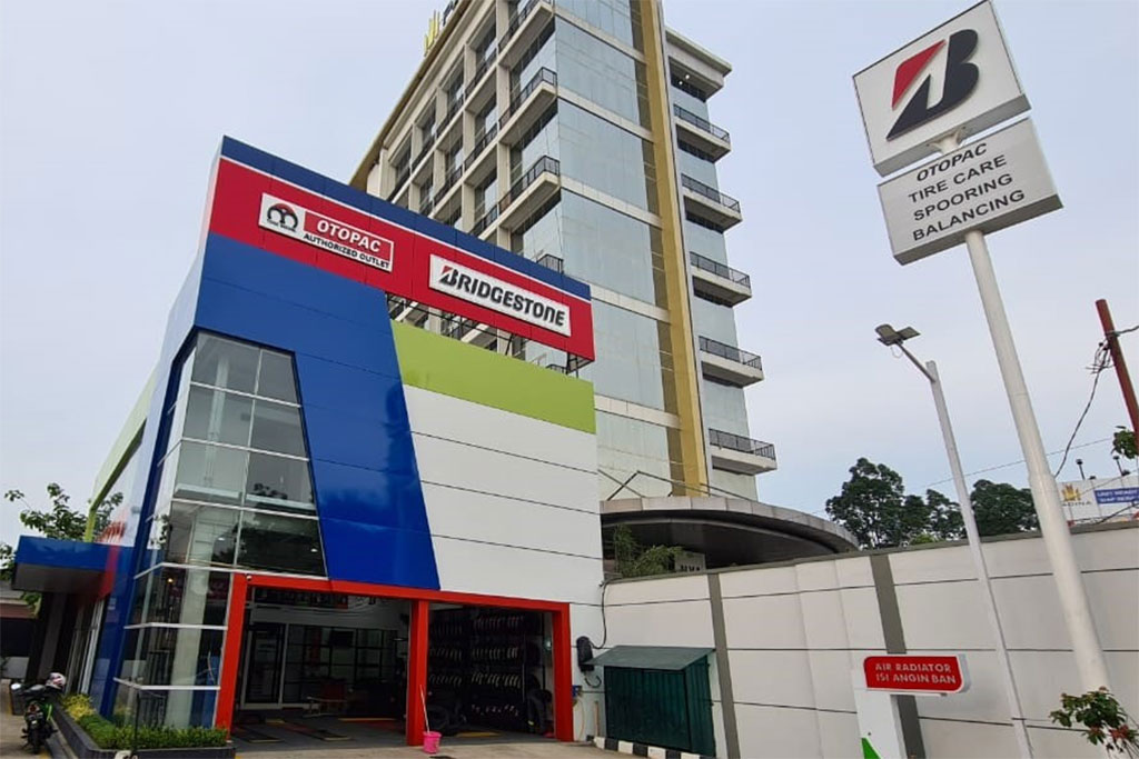 Perluas Jaringan, Bridgestone Indonesia Bakal Tambah 10 Outlet Lagi