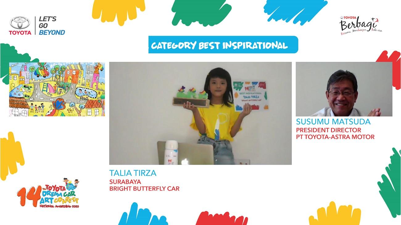 9 Anak Indonesia Terpilih Ikuti Kompetisi Gambar Toyota Di Jepang