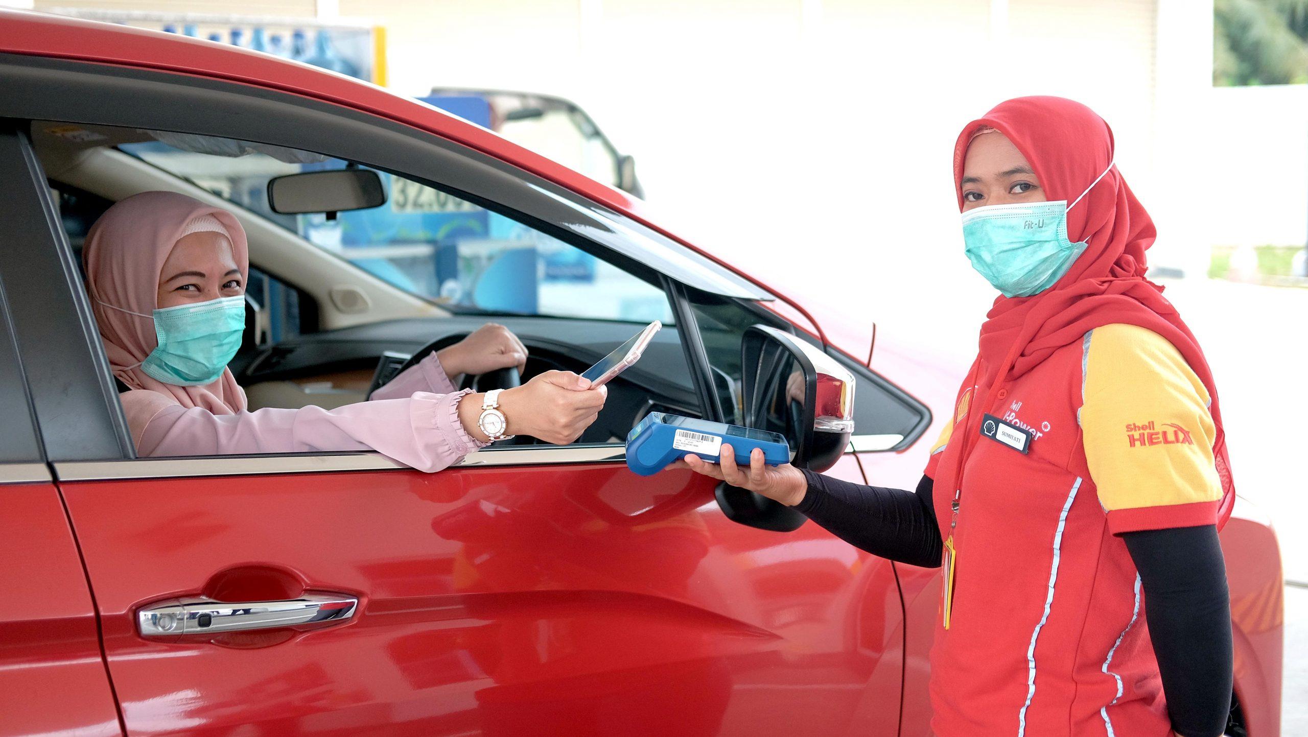 Shell Retail Indonesia Bermitra dengan Gojek Untuk Layanan GoPay & GoFood