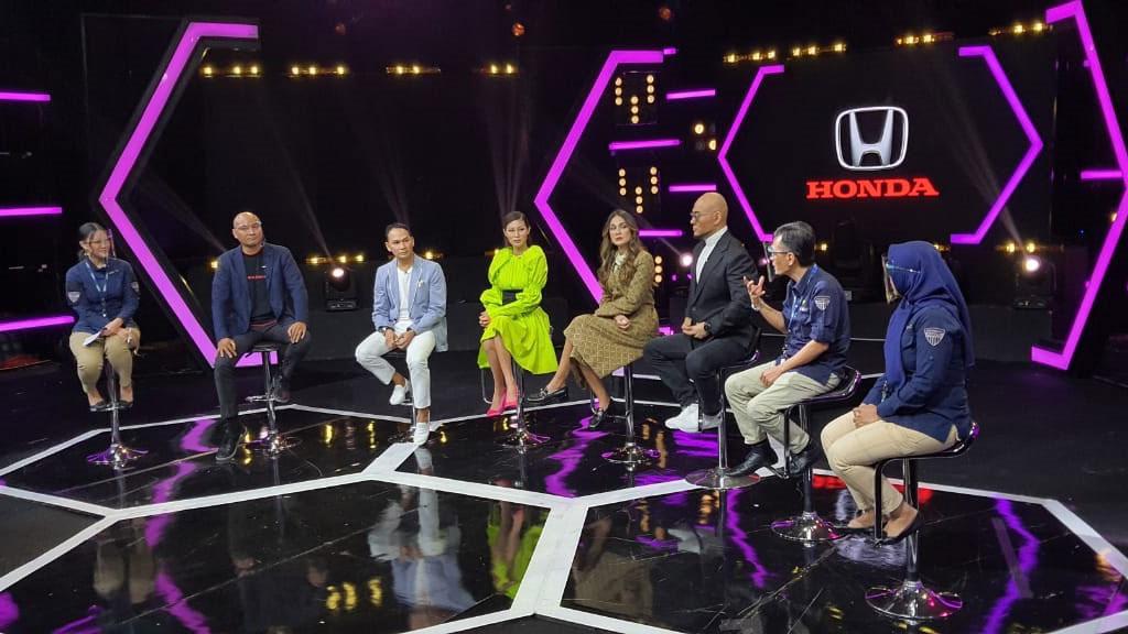 Honda HR-V 1.5L Special Edition Jadi Hadiah Indonesia's Next Top Model 2020