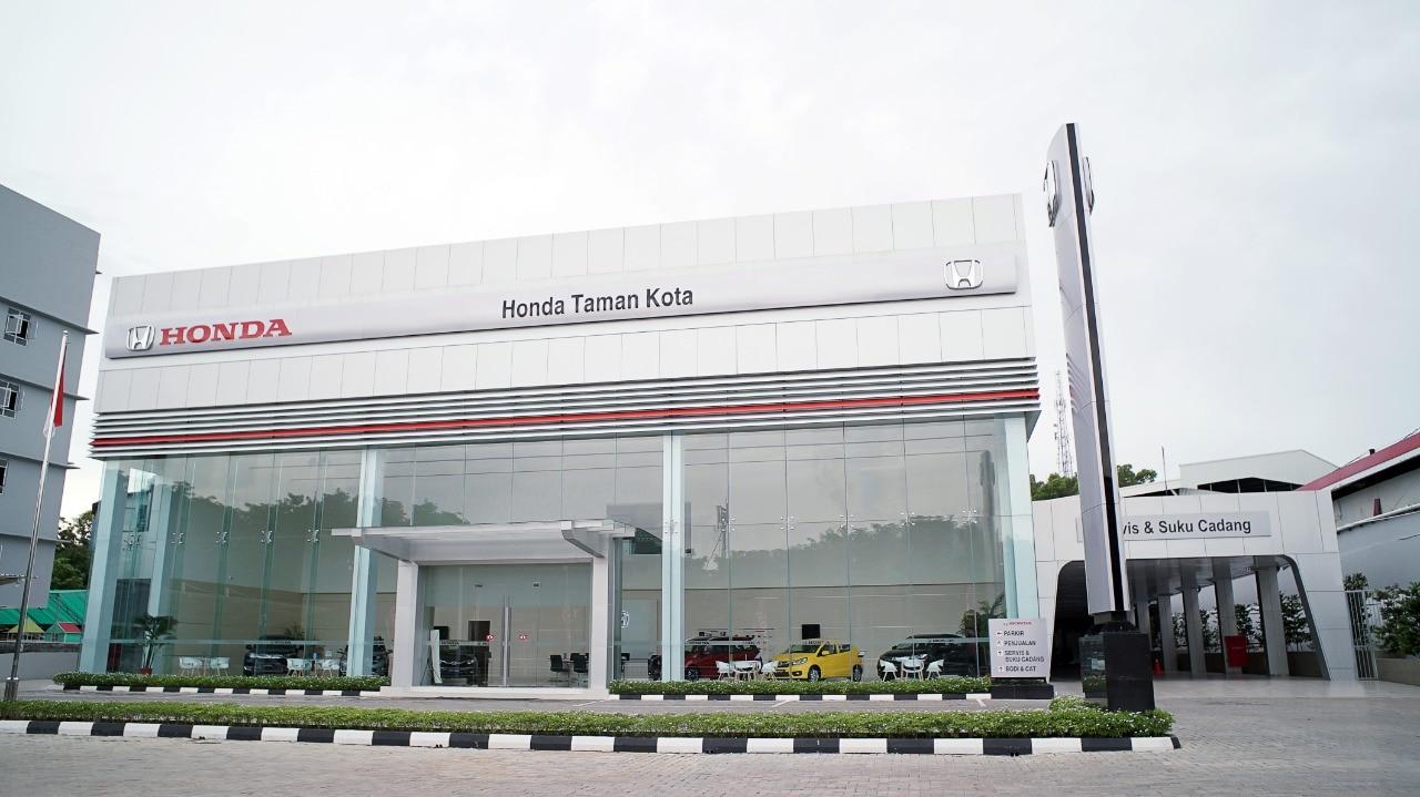 Honda Buka Diler Resmi Kedua di Batam