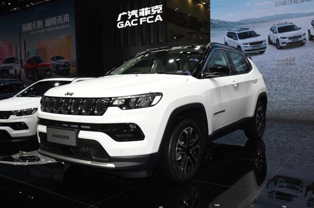Jeep Compass Mendapat Penyegaran, Tampil Perdana Di Guangzhou Auto Show 2020