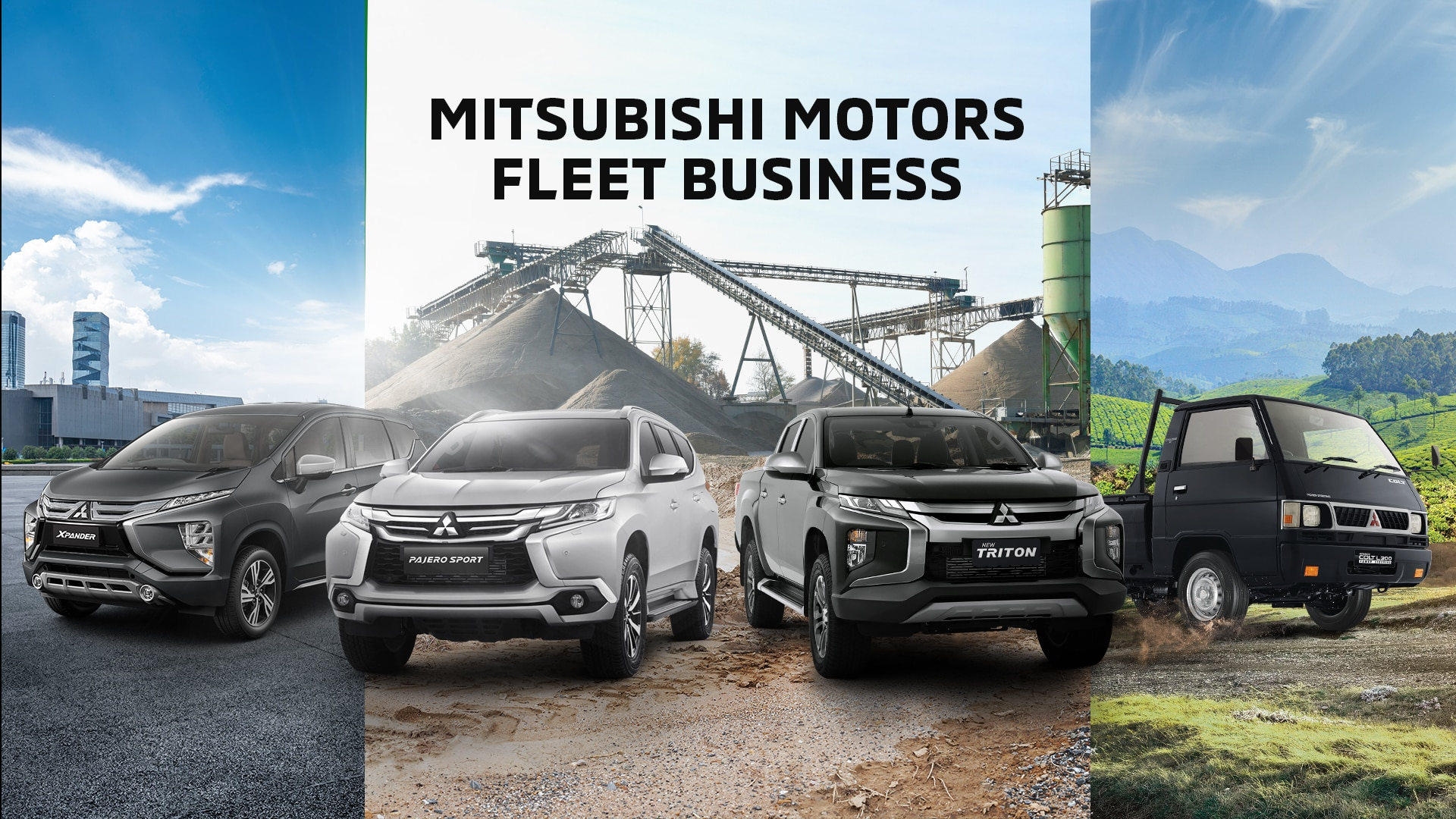 Mitsubishi Indonesia Bikin Laman Website Khusus Fleet