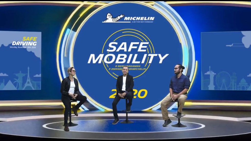 Kampanye Michelin Safe Mobility 2020, Berbagi Tips Aman Berkendara