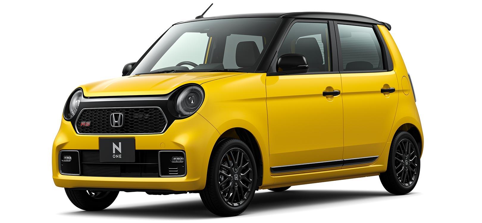 Kei Car Honda All New N-One Mulai Dipasarkan Di Jepang
