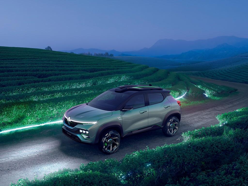 Renault Ungkap Konsep SUV Mungil, Diprediksi Siap Masuk Indonesia