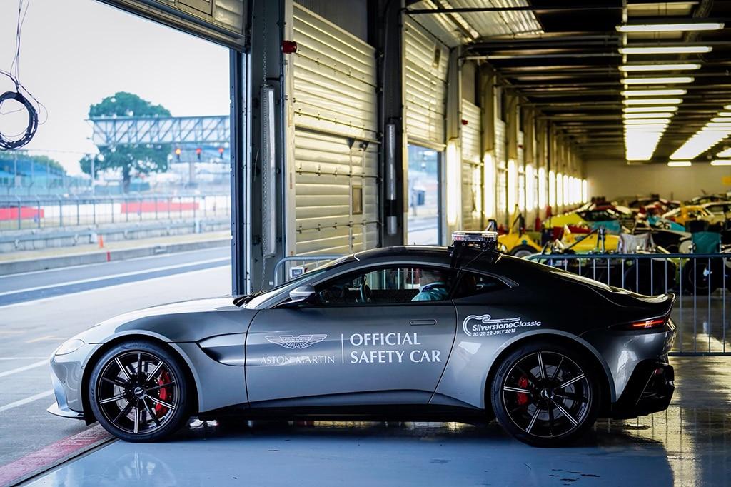 F1 2021, Aston Martin akan Tampil Sebagai Safety Car Baru