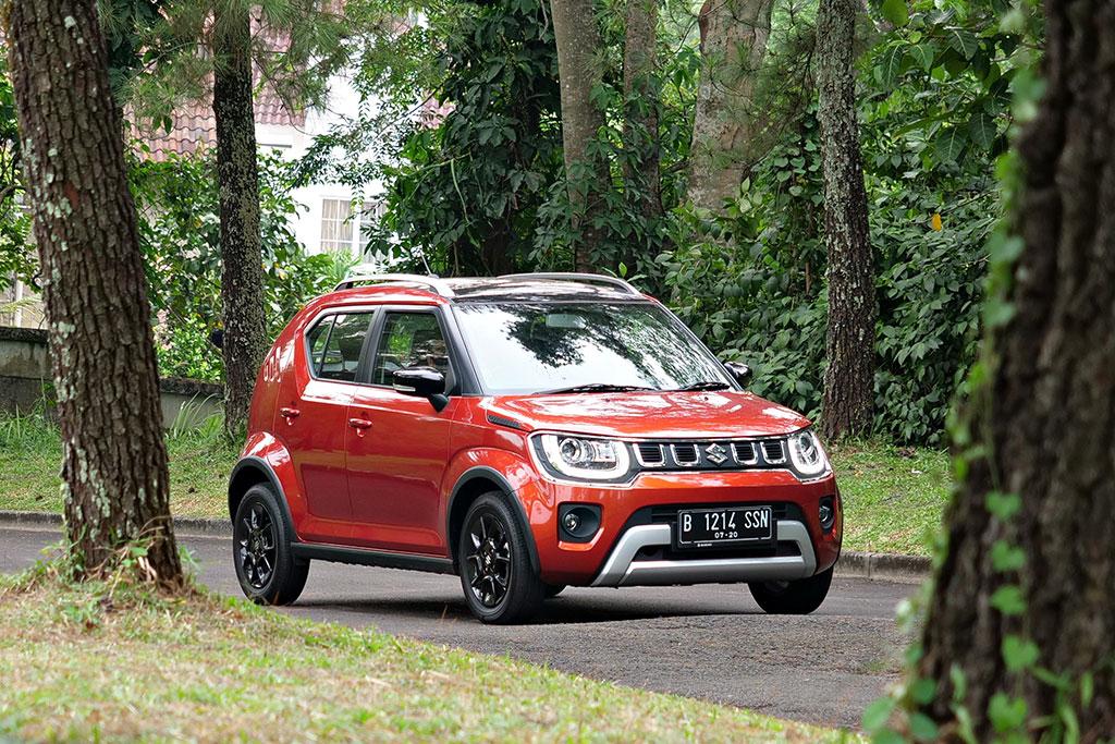 Suzuki Ignis Raih Penghargaan City Car Pilihan Kaum Millenial