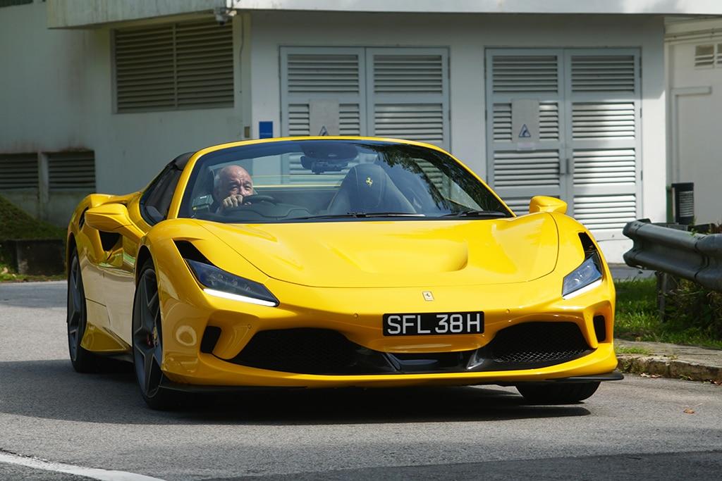 TEST DRIVE: Ferrari F8 Spider, Sama Kencang dan Seasik Coupe