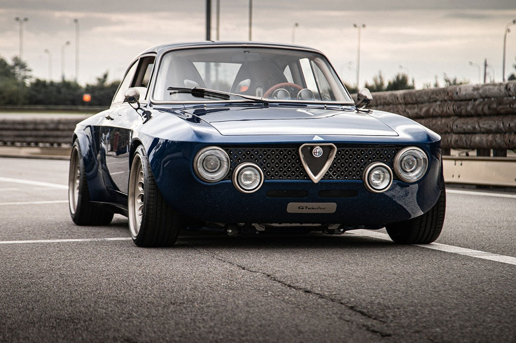 Alfa Romeo Giulia GT Electric, Permata Dari Masa Lalu Yang Dibalut Teknologi Modern