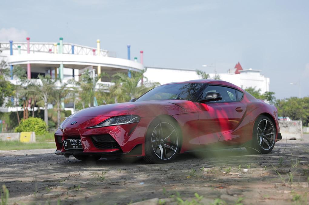 5 Mobil Paling Bertenaga Toyota Yang Dijual Di Indonesia Saat Ini