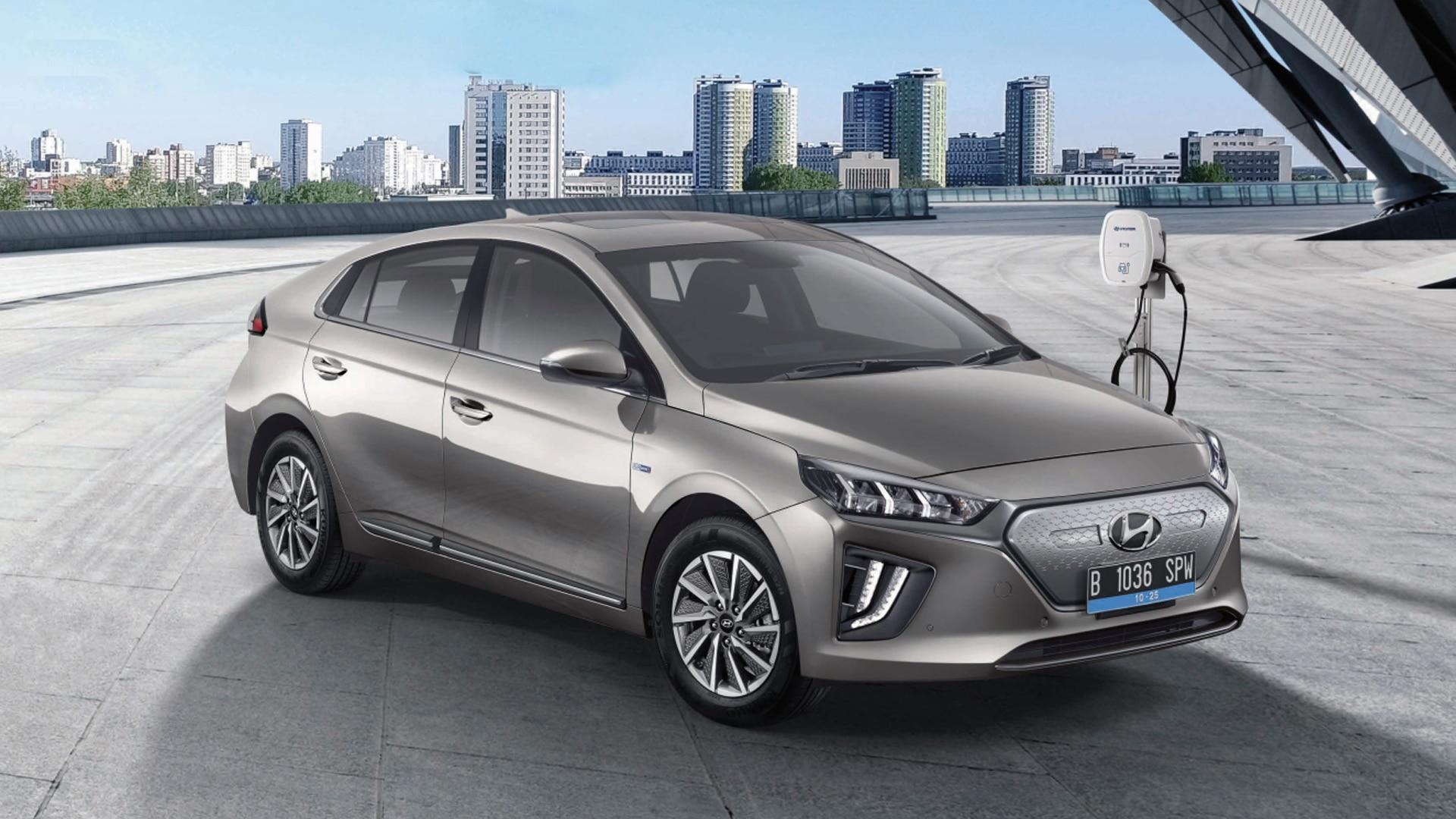 Beragam Keuntungan Dan Kelebihan Memiliki Hyundai IONIQ Electric
