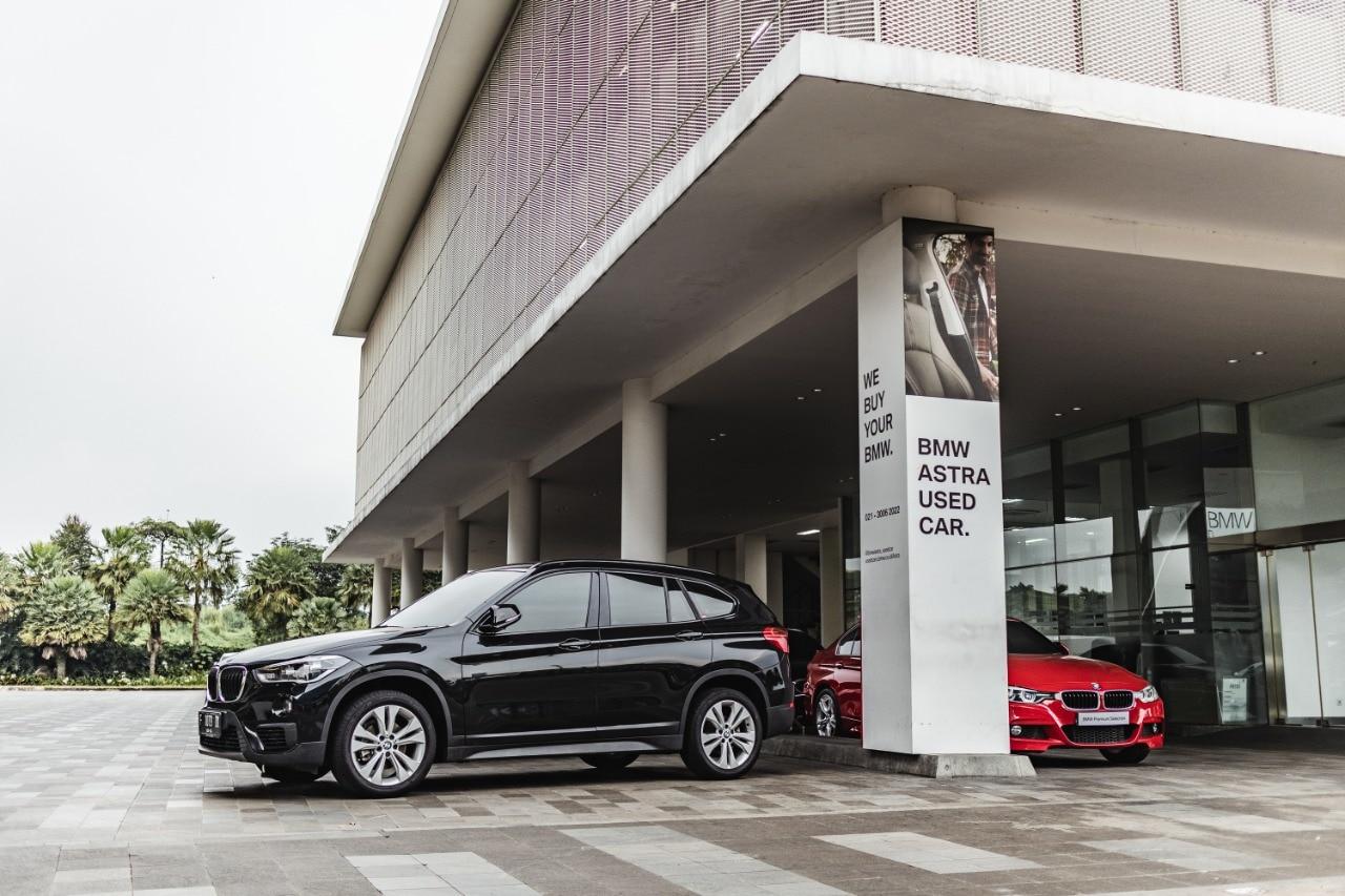 BMW Astra Used Car Siapkan Dana 100 Milyar Untuk Beli BMW Bekas