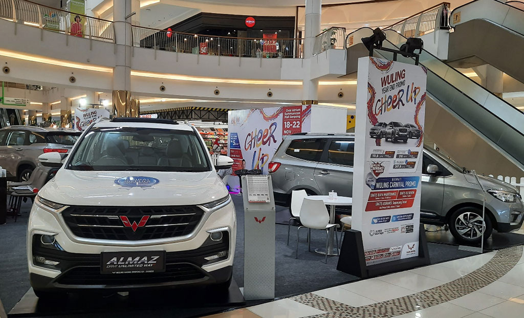 Wuling Experience Weekend Cheer Up Hadir di Jakarta dan Tangerang, Banyak Acara Menarik