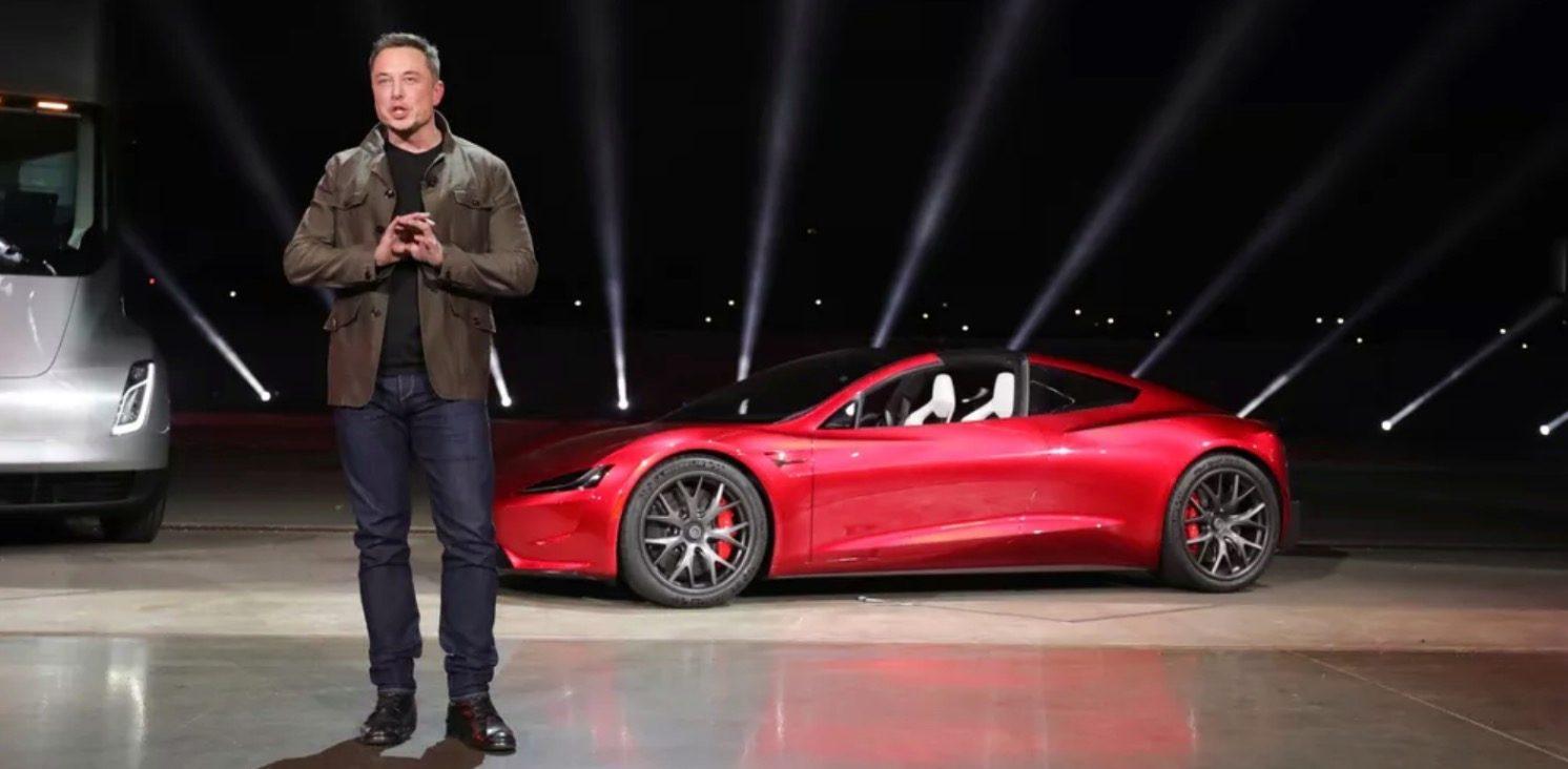 Elon Musk Jadi Orang Terkaya Kedua Di Dunia, Tesla Semakin Bersinar
