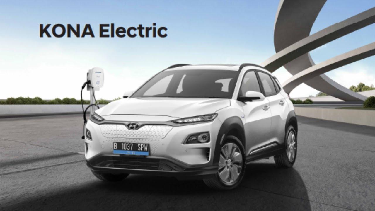 Ini Alasan Hyundai Kona Electric Pantas Dijadikan Sebagai Tunggangan Utama