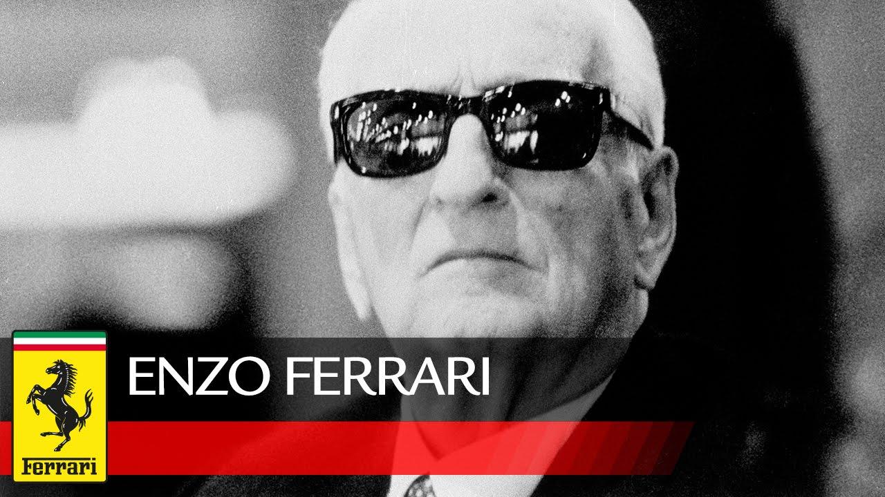 Enzo Ferrari, Hegemoni Seorang Komandan