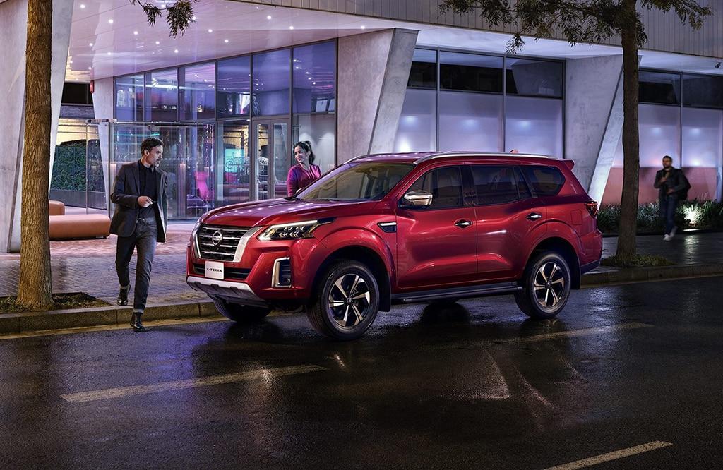 Nissan Terra Dapat Facelift, Adopsi Nama SUV Klasik