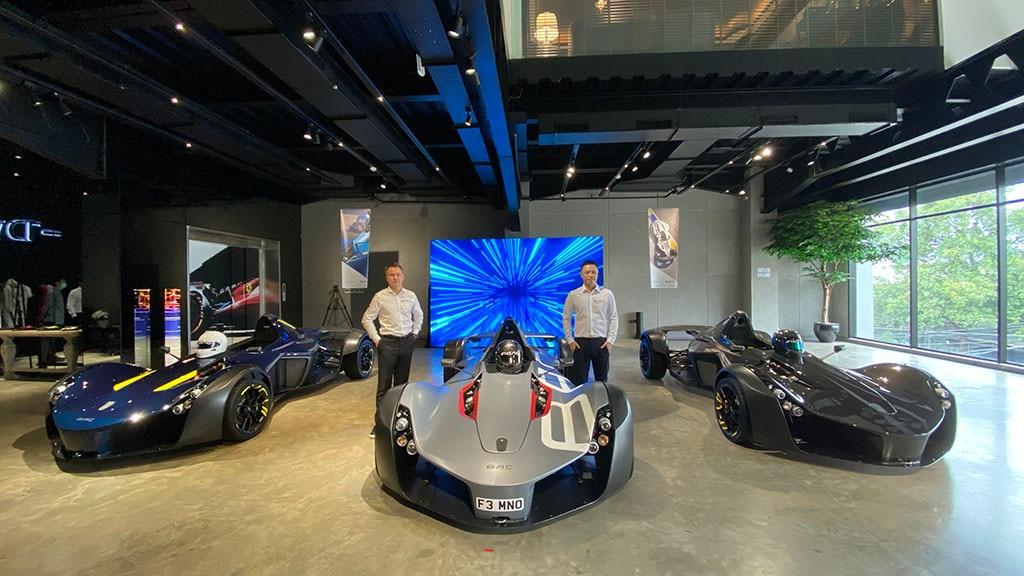 TDA Luxury Toys Luncurkan BAC Mono di Indonesia, Supercar Nyentrik Ala F1