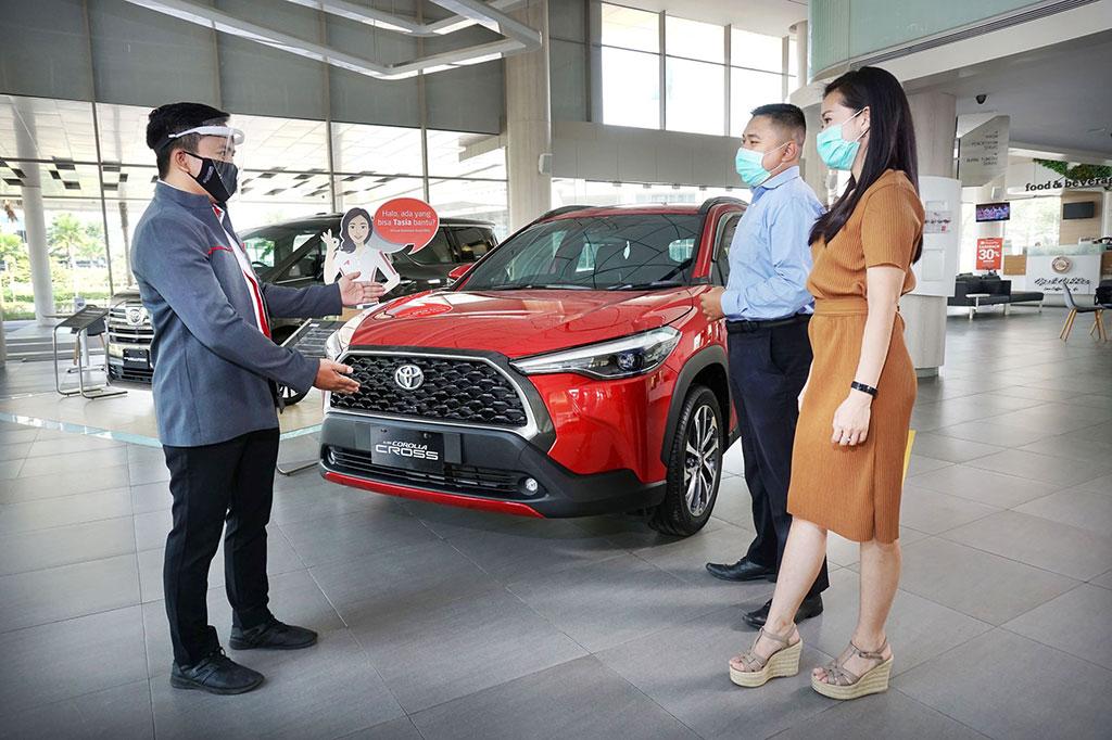 Ini 5 Keuntungan Beli Mobil Toyota di Auto2000 di Akhir Tahun