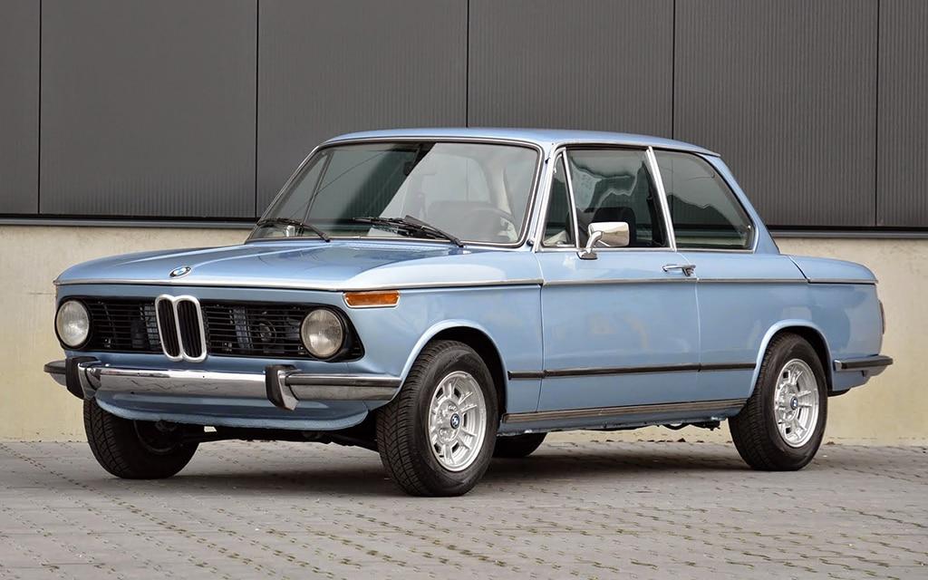 BMW 2002, Mobil Yang Lahir Karena Kebetulan