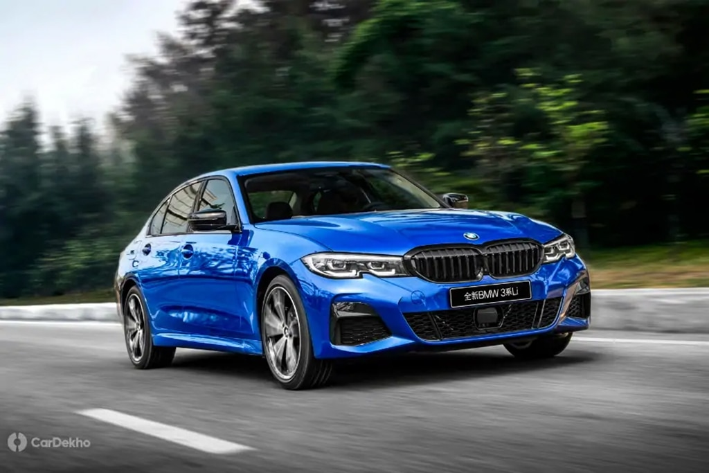 Istimewa, India akan Dapat BMW 3 Series Long Wheelbase Seperti China