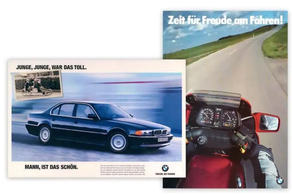 BMW Gonta-Ganti Jargon, Ternyata Begini Sejarahnya!