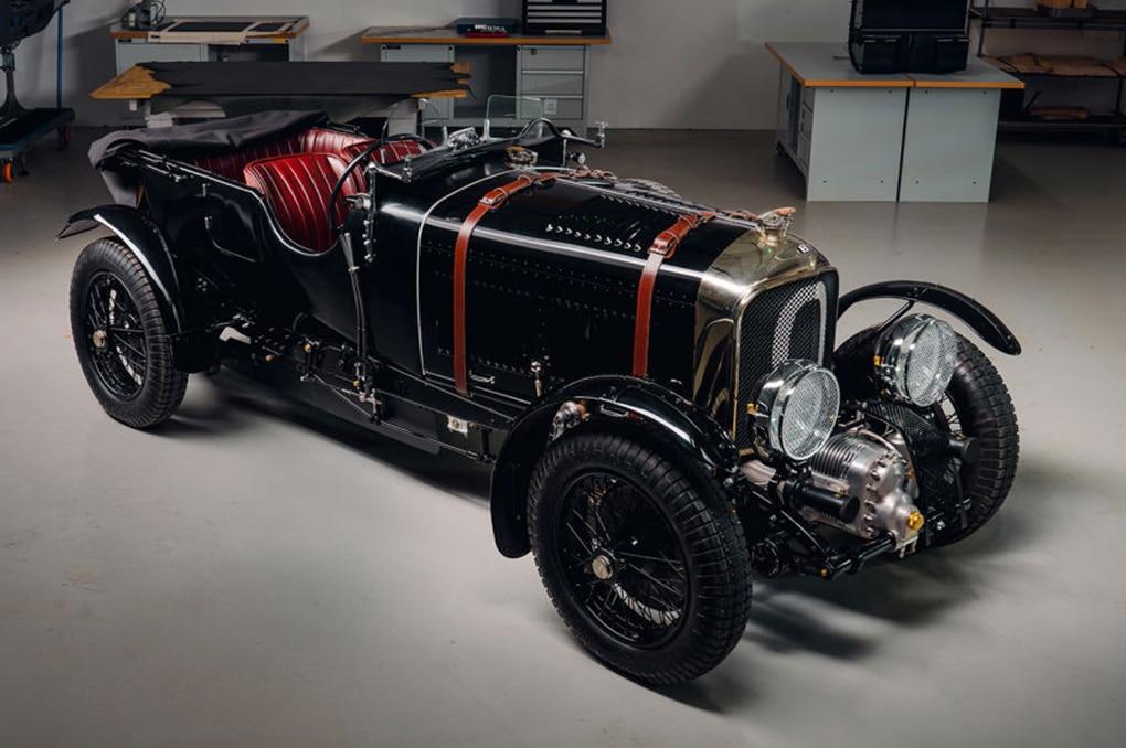 Akhirnya Bentley Blower Buatan Tahun 1903 Selesai Diproduksi Ulang