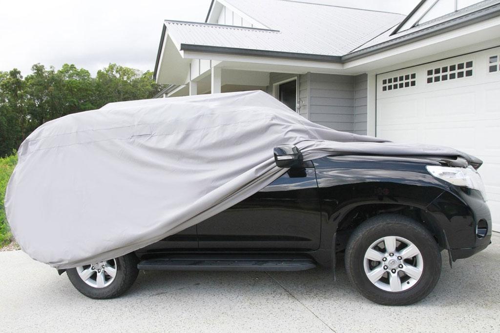 Lindungi Mobil Anda dengan Cover yang Tepat, Ini 6 Tipsnya
