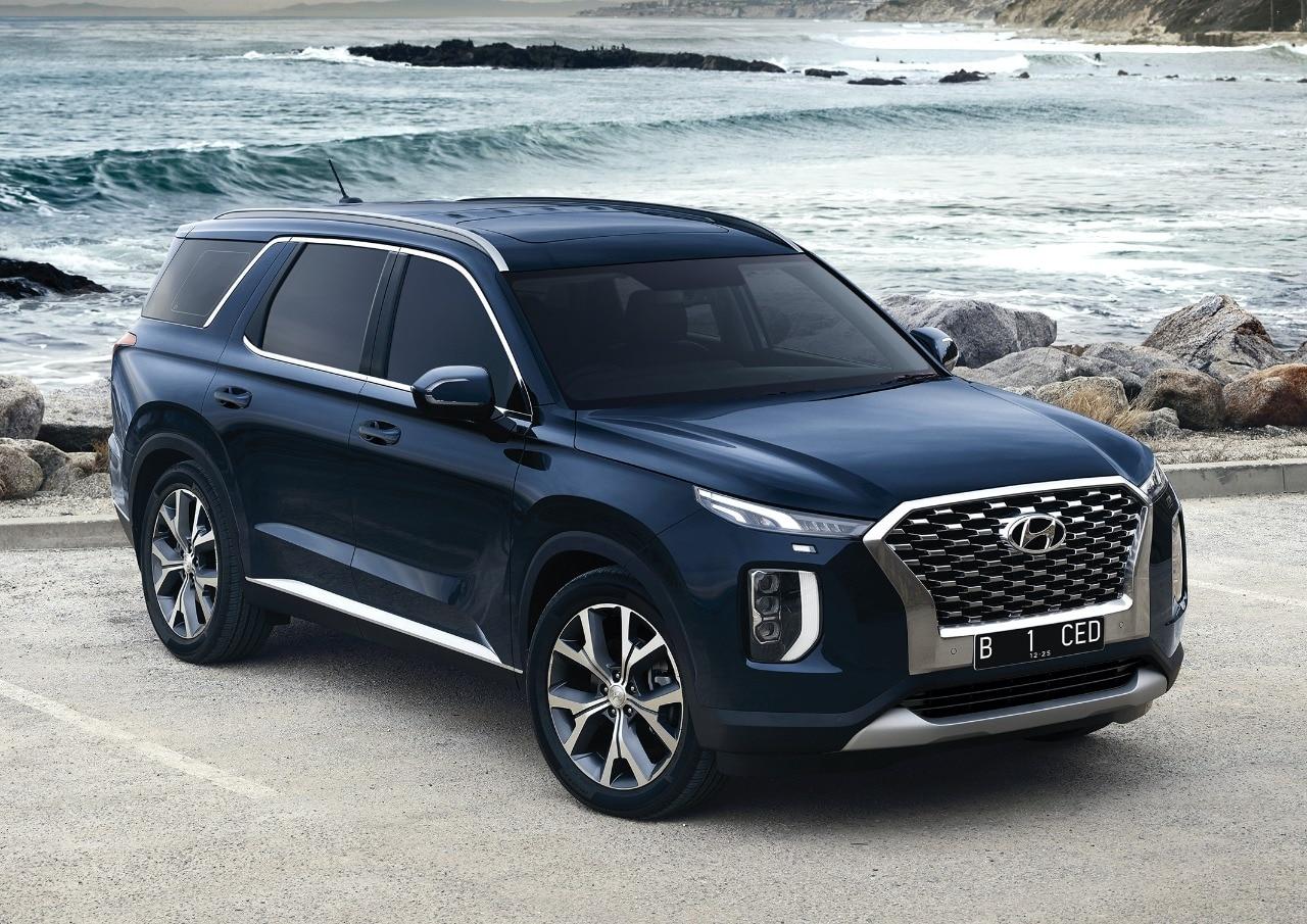 Mengupas 3 Varian Hyundai Palisade, Apa saja Fitur Dan Kelebihannya?