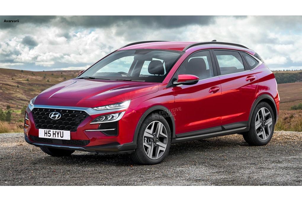 Hyundai Bayon Akan Menggantikan Kona
