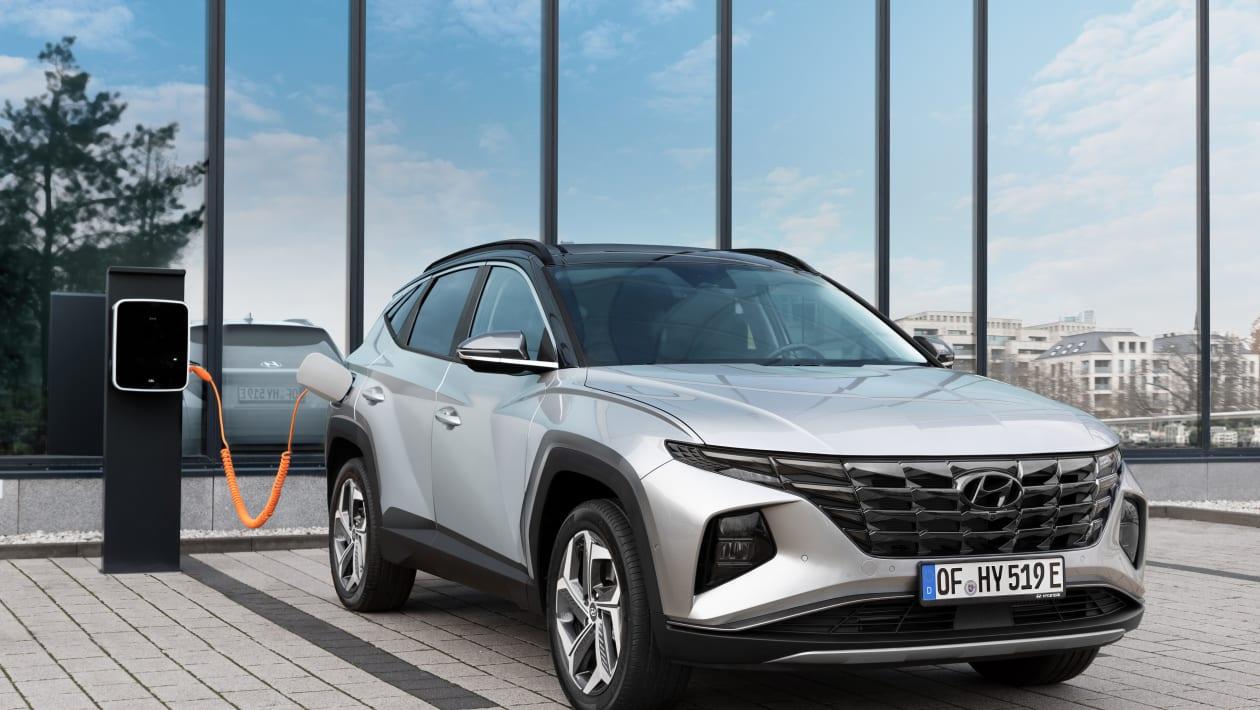 Hyundai Kenalkan Tucson PHEV, Begini Spesifikasinya